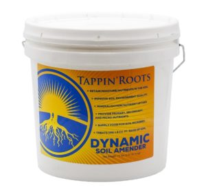 Bucket of Tappin' Roots Dynamic Soil Amender