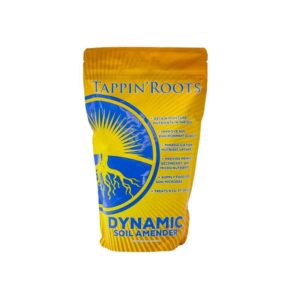 2.5lb bag of Tappin' Roots Dynamic Soil Amender